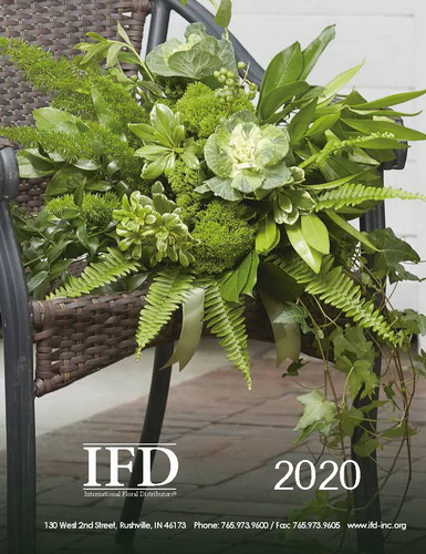 2020 Floral Supply Catalog