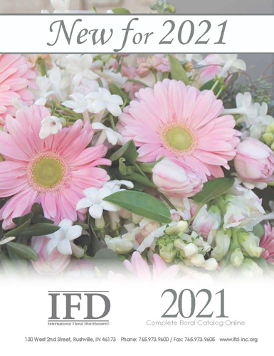 2021 Floral Supply Supplement Catalog